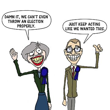 A Tory Win by TheKingLobotomy