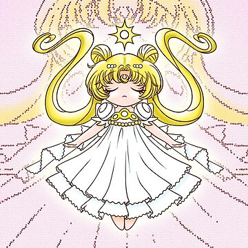 Princess Serenity: Stained Glass Edition by AlicenUnderwear