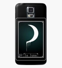 Luna Tarot Card Case/Skin for Samsung Galaxy