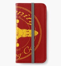 SERENITY MOVING CO.  iPhone Wallet/Case/Skin
