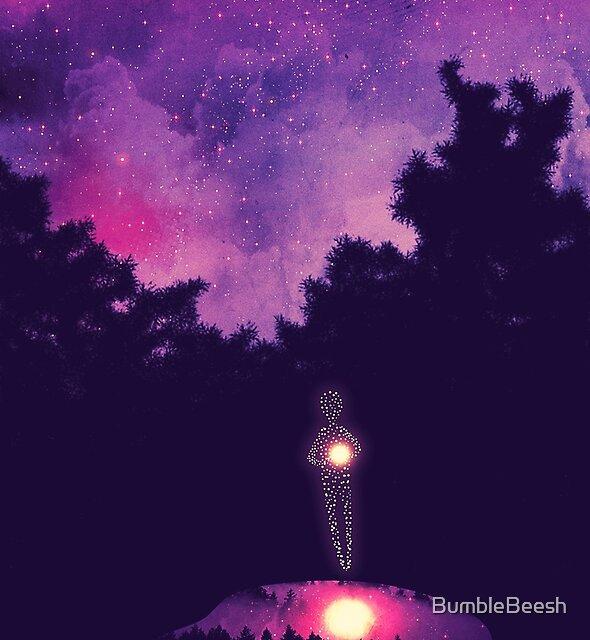 Little lights by BumbleBeesh