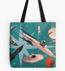 Kitty Stardust Tote Bag