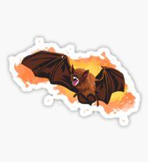 Vampire Bar Sticker