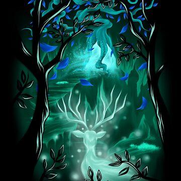 Spirit Portal by BobyGates