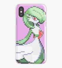 Gardevoir pixelart iPhone Case/Skin