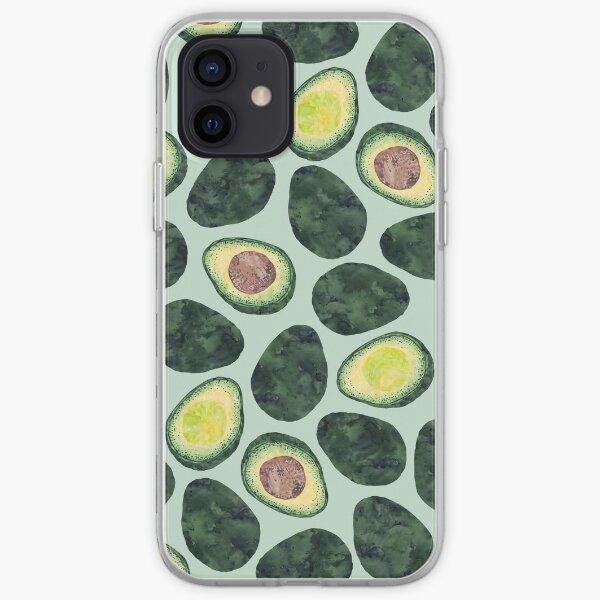 Avocado Addict iPhone Soft Case