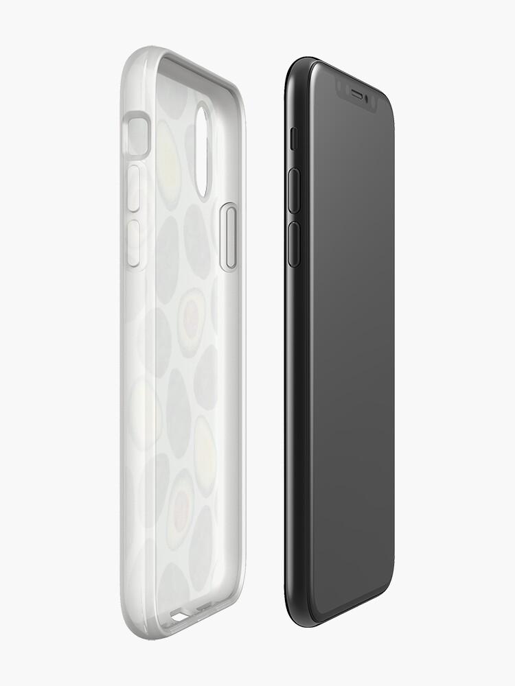 Alternative Ansicht von Avocado-Süchtiger iPhone-Hülle & Cover