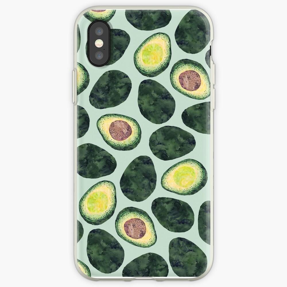 Avocado-Süchtiger iPhone-Hülle & Cover