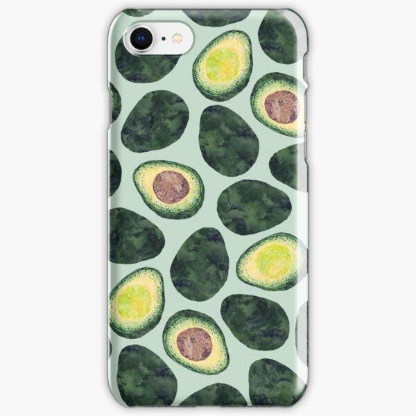 Avocado Addict iPhone Snap Case