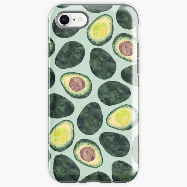 Avocado Addict iPhone Tough Case