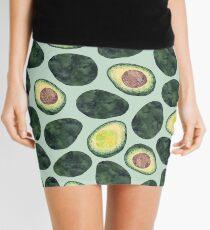 Avocado Addict Mini Skirt