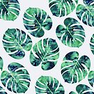 Monstera Fever by weirdoodle