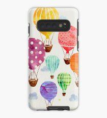 Hot Air Balloon Case/Skin for Samsung Galaxy