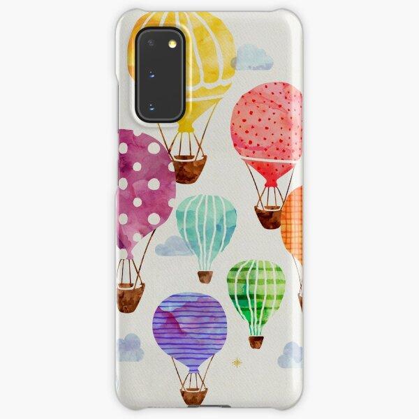 Hot Air Balloon Samsung Galaxy Snap Case