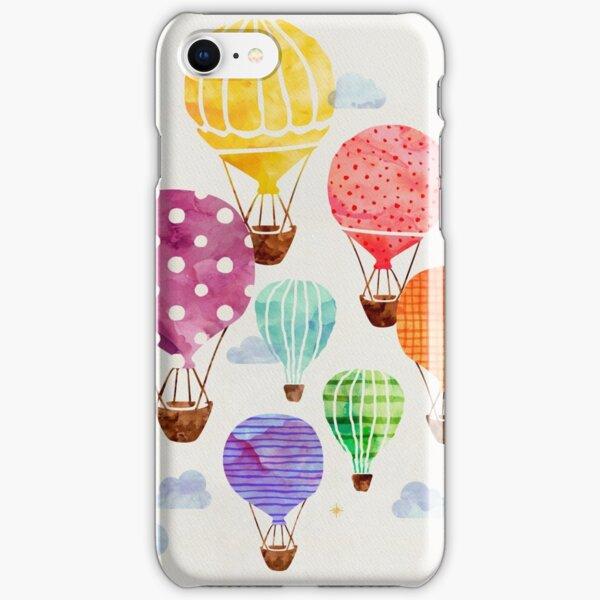 Hot Air Balloon iPhone Snap Case