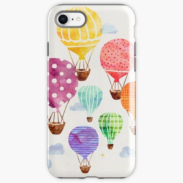 Hot Air Balloon iPhone Tough Case