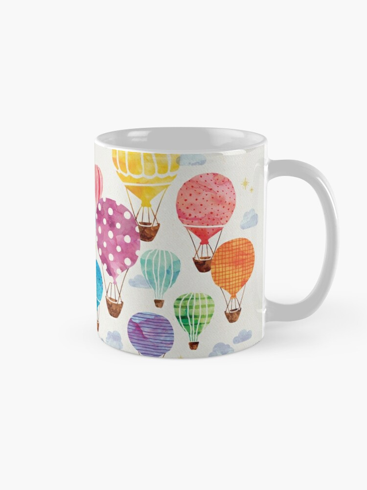 Alternate view of Hot Air Balloon Mug