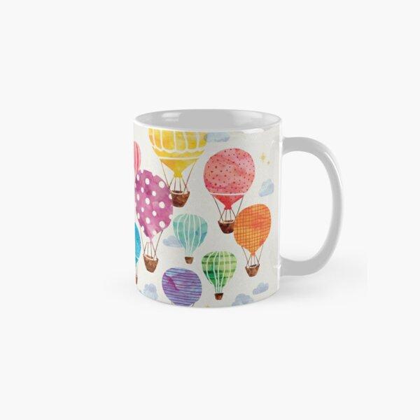 Hot Air Balloon Classic Mug