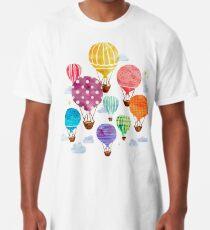 Camiseta larga Globo aerostático