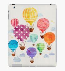Heißluftballon iPad-Hülle & Klebefolie