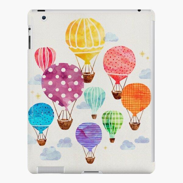 Hot Air Balloon iPad Snap Case