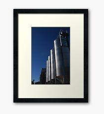 Hoppers Framed Print