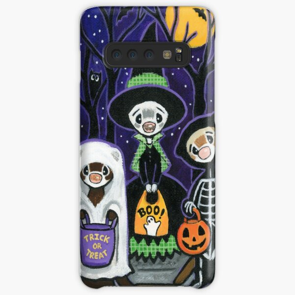 Weasels at the Door Samsung Galaxy Snap Case