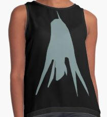Downward facing Contrast Tank
