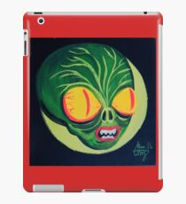 Space Guy iPad Case/Skin