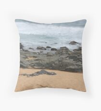 It was love at first sight... the day I met The Beach Throw Pillow