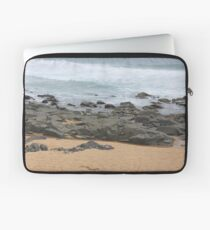 It was love at first sight... the day I met The Beach Laptop Sleeve