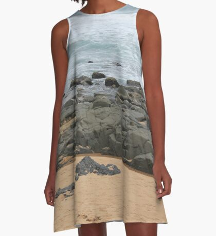 It was love at first sight... the day I met The Beach A-Line Dress