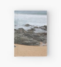 It was love at first sight... the day I met The Beach Hardcover Journal