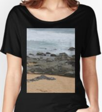 It was love at first sight... the day I met The Beach Women's Relaxed Fit T-Shirt