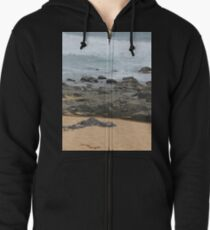 It was love at first sight... the day I met The Beach Zipped Hoodie