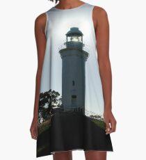 Table Cape Lighthouse - Tasmania  A-Line Dress
