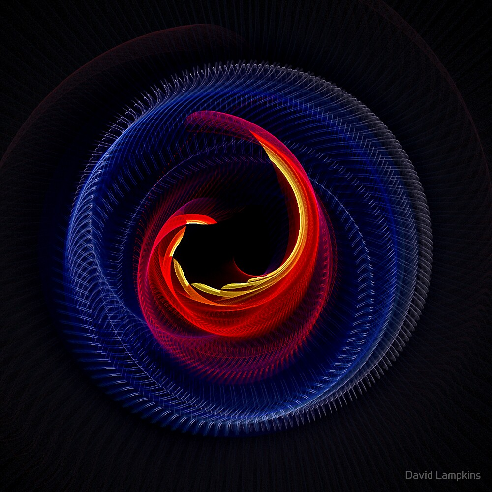 Swirl by David Lampkins