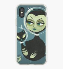 Martian Beauty iPhone Case
