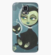 Martian Schönheit Hülle & Klebefolie für Samsung Galaxy