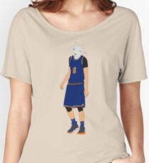 Kristaps Porzingis, The GOAT Women's Relaxed Fit T-Shirt