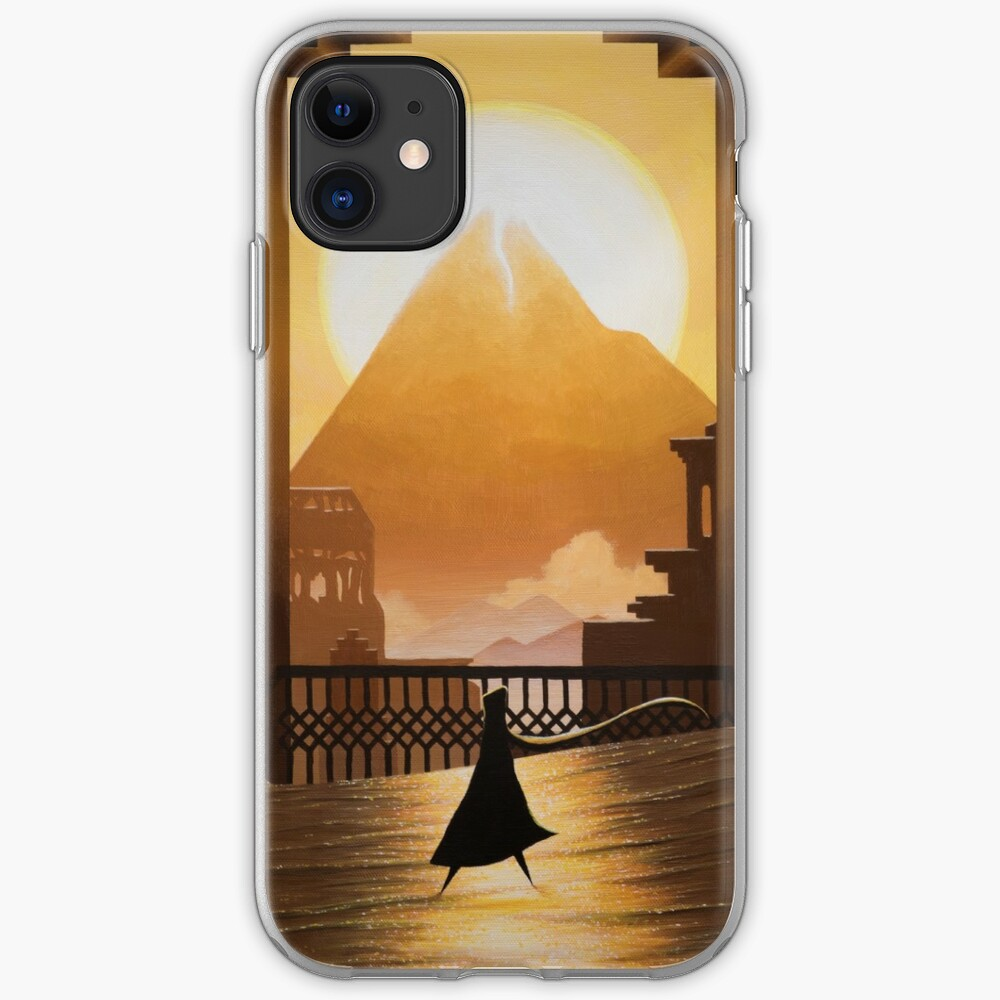 Golden Sands iPhone Case & Cover