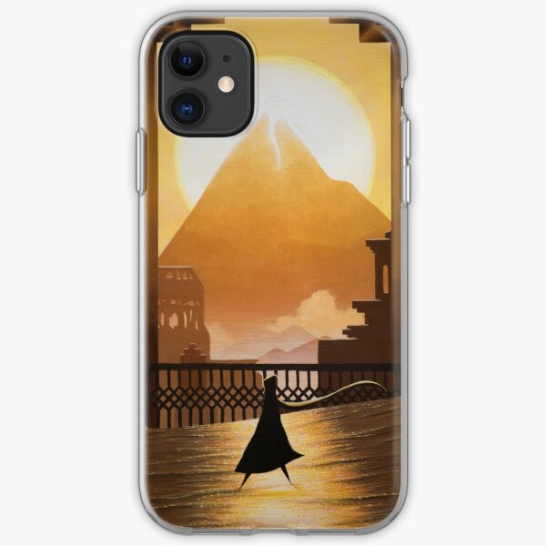 Golden Sands iPhone Soft Case