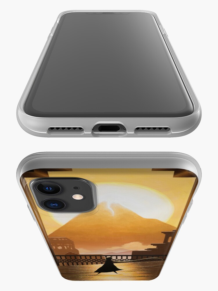 Alternate view of Golden Sands iPhone Case & Cover