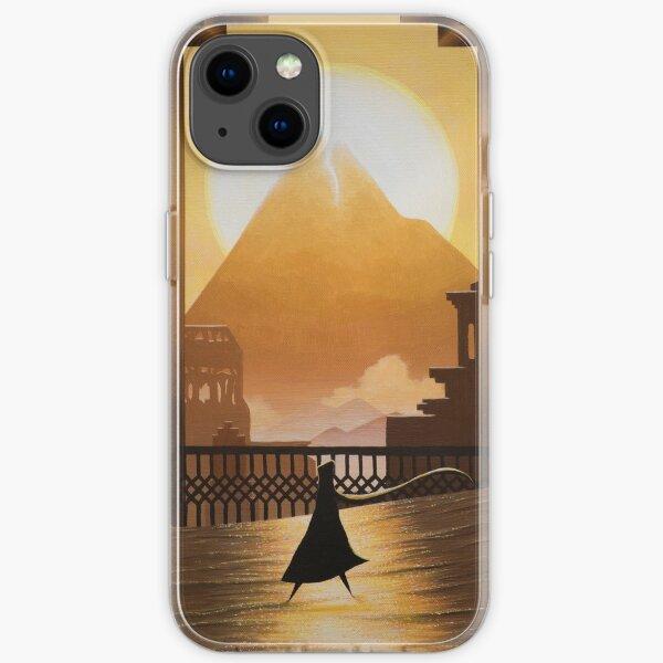 Golden Sands iPhone Soft Case