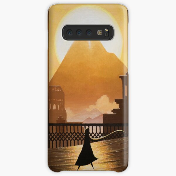 Golden Sands Samsung Galaxy Snap Case
