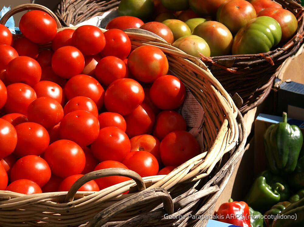 Wednesday is market day... by George Parapadakis ARPS (monocotylidono)