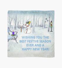 Wishing you the Best Festive Season ever! Scarf