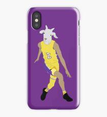 Lonzo Ball, The GOAT iPhone Case/Skin
