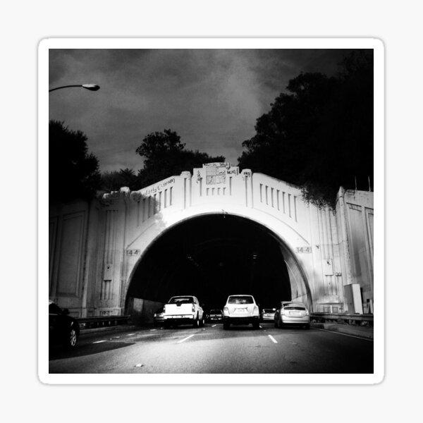 Tunnel to South Pasadena Sticker