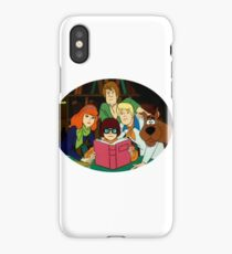 THE MYSTERY INC. GANG  iPhone Case/Skin